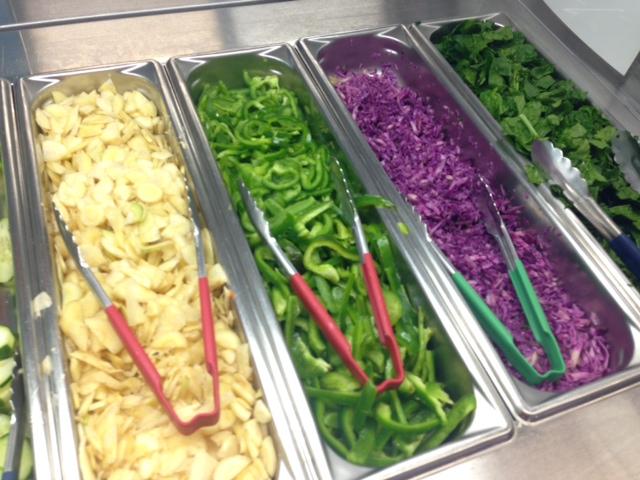PS 29's Salad Bar